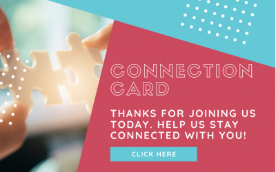 CONNECTION CARD Final